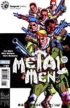 Tangent Comics: Metal Men by Ron Marz
