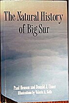 The Natural History of Big Sur (California…