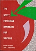 The Scott, Foresman Handbook for Writers by…