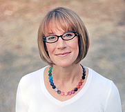 Author photo. Jill Ciciarelli, from her website