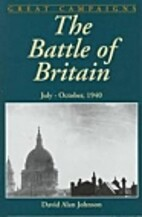 The Battle of Britain: July-November 1940 by…