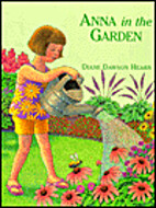 Anna in the Garden by Diane Dawson Hearn
