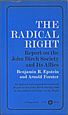 The Radical Right: Report on the John Birch…