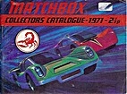 Matchbox Collectors Catalogue 1971 by Lesney…