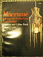 MacRame: Advanced Technique and Design by…