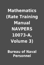 Mathematics (Rate Training Manual NAVPERS…