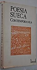 POESÍA SUECA CONTEMPORÁNEA by Francisco J.…