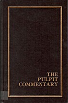 Pulpit Commentary, Volume 04: Ruth & Samuel…