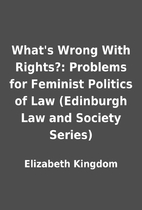 What's Wrong With Rights?: Problems for…