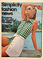 Simplicity Fashion News, 1973 June by…