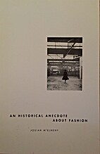 An Historical anecdote about fashion by…