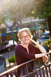 Author photo. Amy Stewart