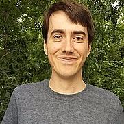 Author photo. Ian Boucher