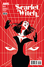 Scarlet Witch (2015-2017) #12 by James…