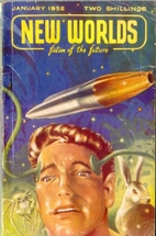 New Worlds 13, January 1952 by John Carnell