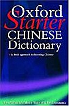 The Starter Oxford Chinese Dictionary by…