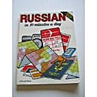 Russian in 10 Minutes a Day by Stafford…