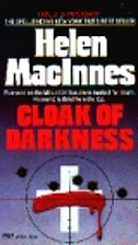 Cloak of Darkness by Helen MacInnes