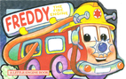 Freddy the Fire Engine by Grandreams Inc.