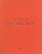 Susan Rothenberg Paintings, 25 October-13…