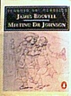 Meeting Dr. Johnson by James Boswell