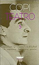 Teatro 3 by Copi