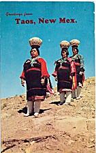 Greetings from Taos, New Mex. [f] Jamez…