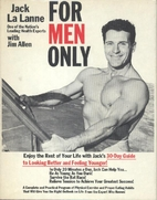 For Men Only, with a 30-day Guide to Looking…