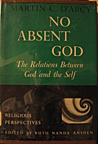 No absent God; the relations between God and…