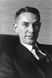 Author photo. Edwin O. Reischauer in 1961