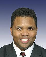 Author photo. Rep. Jesse Jackson, Jr.  Official Congressional Portrait (Wikimedia Commons)