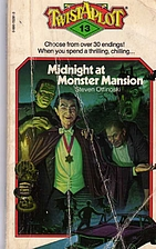 Midnight at Monster Mansion (Twist a Plot…