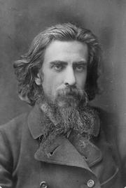 Author photo. Vladimir Solovyov (circa 1890)