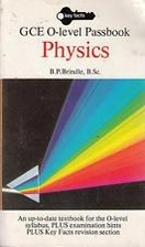 Physics (Key Facts S) by Brian Peter Brindle