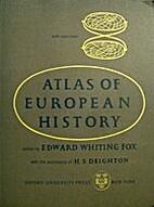 Atlas of European History Part 2 by Edward…