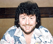 """Author photo. John Nathan Turner in September 1986 at the """"Whovent 86"""" convention tour."""
