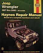Jeep Wrangler 1987 thru 2000 (Hayne's…