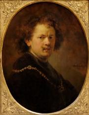 Author photo. Self-portrait, 1633, <br>Musée du Louvre, Paris, France <br>(Credit: Marie Lan-Nguyen, 2006)