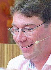 Author photo. Ralf Günther