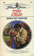 Desire for Revenge by Penny Jordan