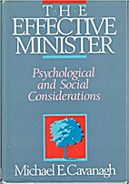 The Effective Minister: Psychological and…