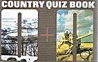 Country Quiz Book by Unknown