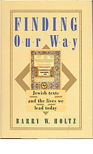 Finding Our Way: Jewish texts and the lives…