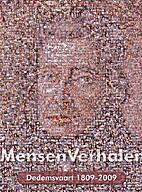 MensenVerhalen : Dedemsvaart 1809-2009 by…