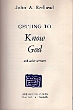 Getting to know God, and other sermons by…