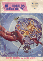 New Worlds Science Fiction 65, November 1957…