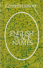 English place-names. [With maps.] by Kenneth…