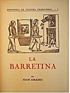 La barretina by Joan Amades