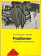 Positionen. Malerische Malerei - Plastische…