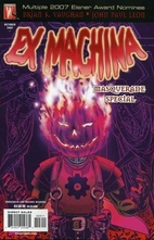 Ex Machina Special #3 by Brian K. Vaughan